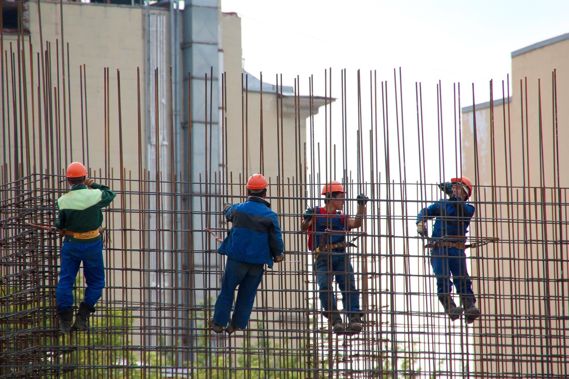 Baustahlverlegung durch den Spezialisten in Sachen Bewehrung