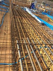 Betonstahlarmierung und Eisenflechter von Betonstahl Halle GmbH, bundesweit, Zugelemente