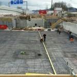 Verlegung von Baustahl, Eisenverlegung, Eisenflechterei bundesweit auf Baustellen von Betonstahl Halle GmbH