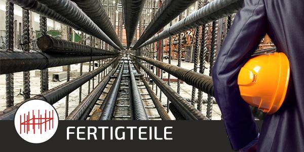 Betonstahl Halle GmbH – Fertigteile, Bewehrungskörbe